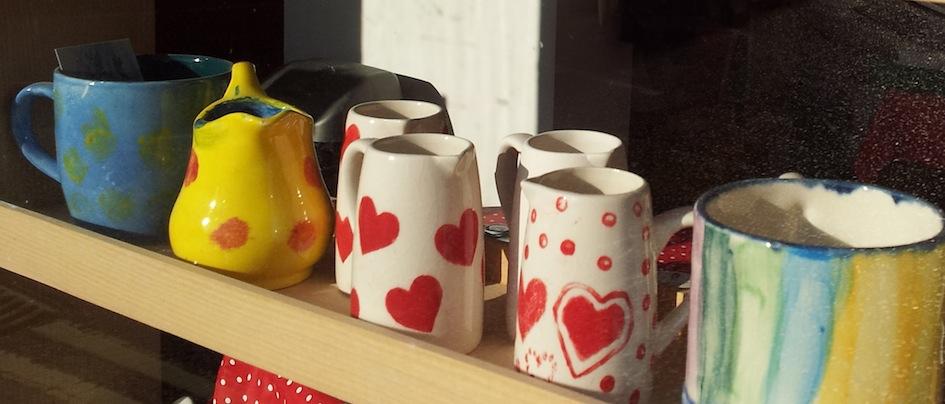 Ceramic Painting Faux Arts